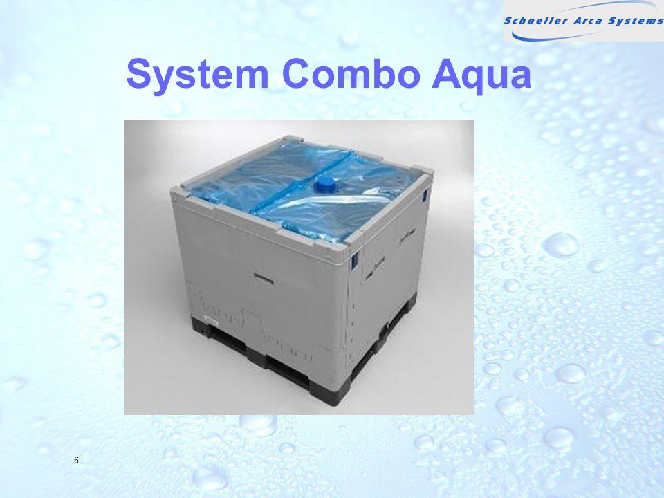 System Combo Aqua 6