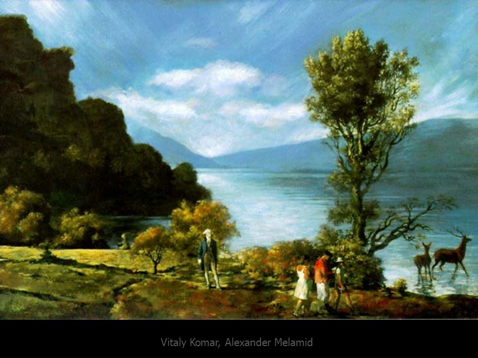 Vitaly Komar, Alexander Melamid
