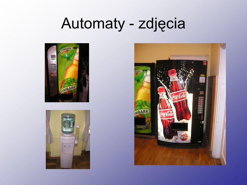 Automaty - zdjęcia