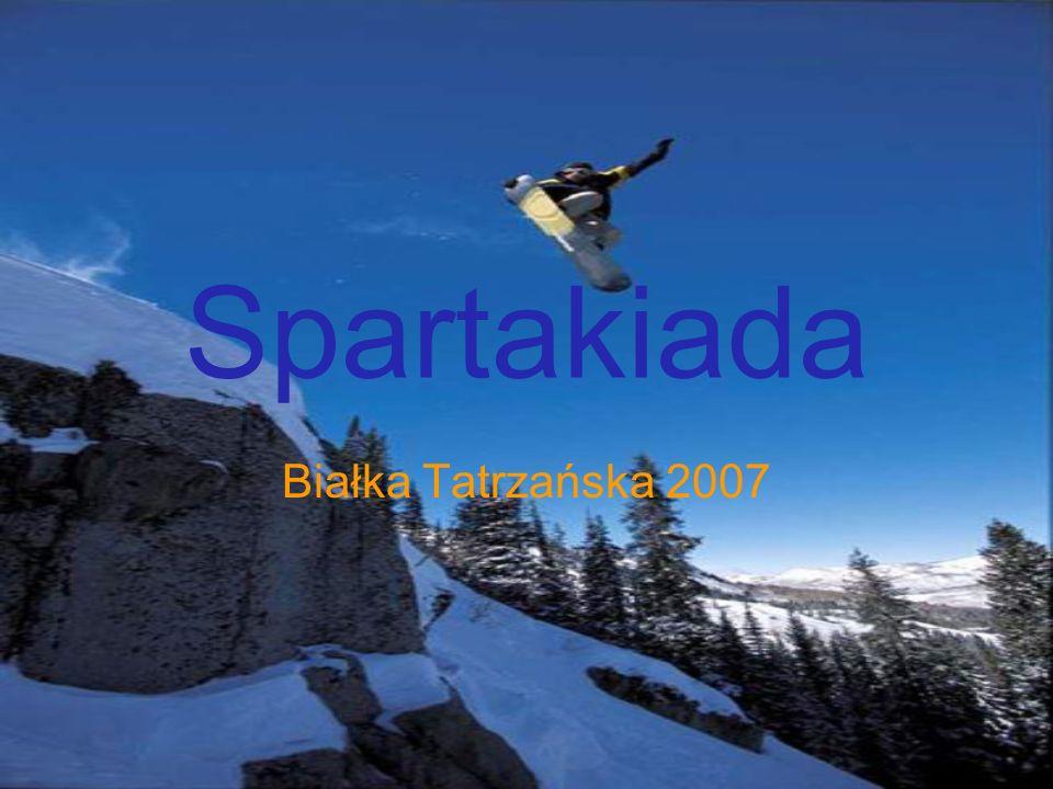 Spartakiada Białka Tatrzańska 2007