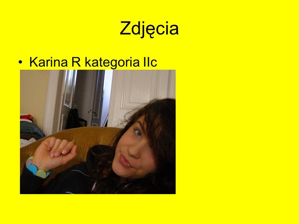 Karina R kategoria IIc