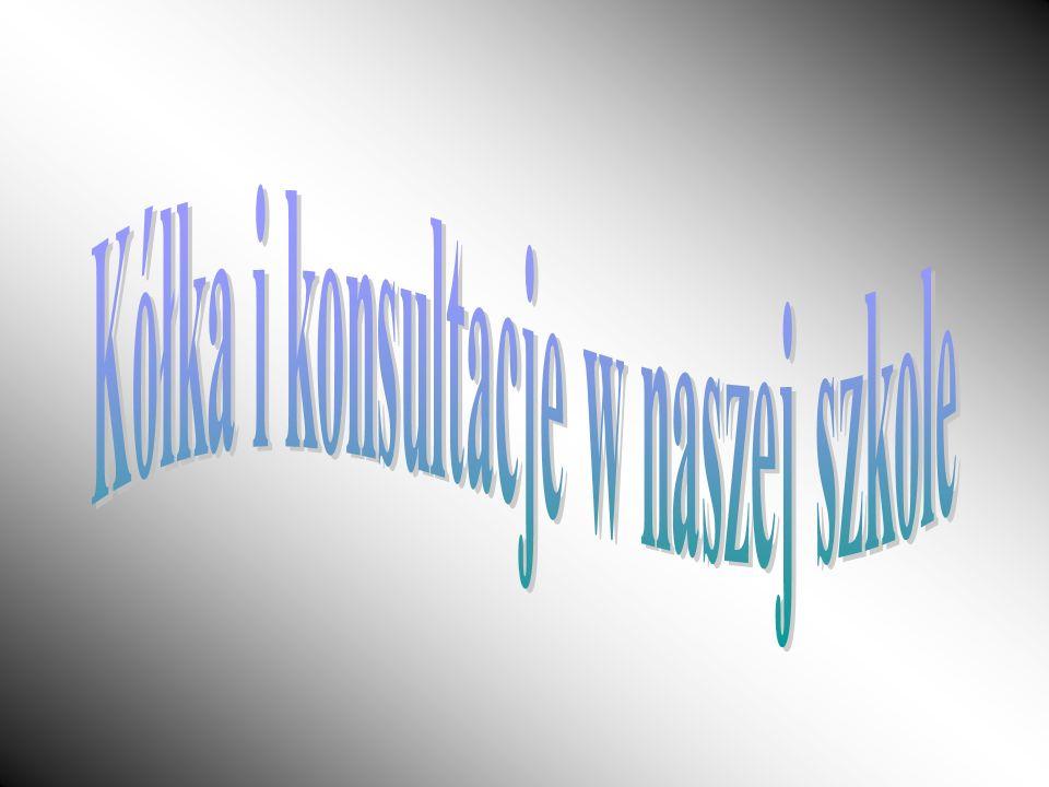 Do dyspozycji uczniów są: Kółko matematyczne Kółko biologiczne Kółko chemiczne Kółka teatralne Kółko dziennikarskie Dodatkowo dostępne są jeszcze: -Z-Zajęcia wyrównawcze z fizyki - Zajęcia wyrównawcze z matematyki - S- Spotkania ze szkolnym pedagogiem - Łacina - Reedukacja - Indywidualne konsultacje z nauczycielami