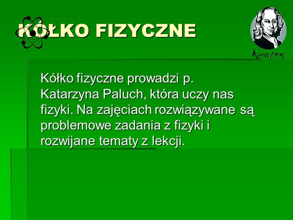 KONIEC Autorki: Maja Tomaszewska i Iga Ławrynowicz ;)