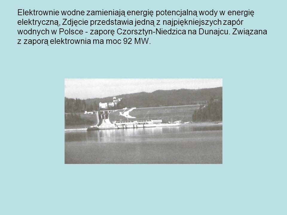 Gdzie spotykamy zasadę zachowania energii? Z zasadą zachowania energii spotykamy się powszechnie zarówno w technice jak i życiu codziennym. Dzięki zam
