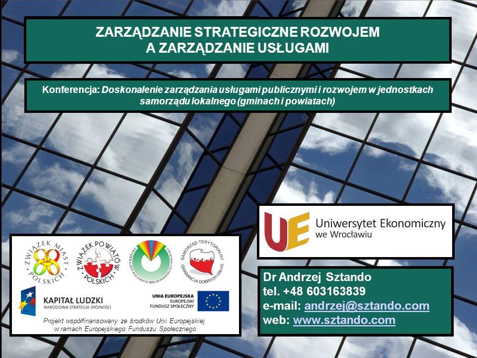2 www.sztando.com Rozwój i współczesny paradygmat rozwoju terytorialnego Jakie jest współczesne znaczenie kategorii rozwoju społeczno-gospodarczego.
