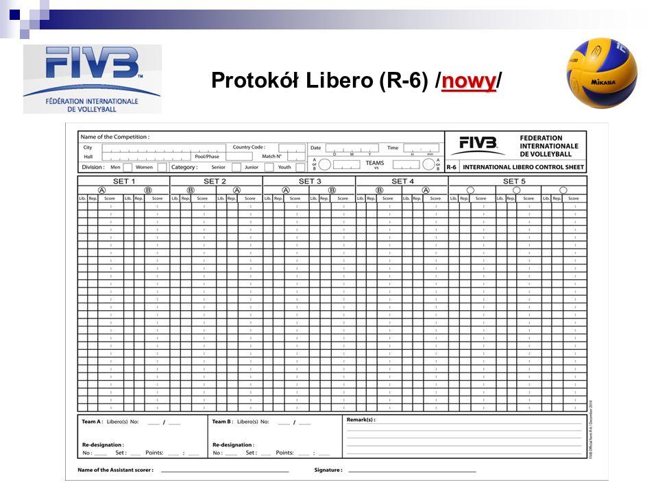Protokół Libero, przykład zapisu