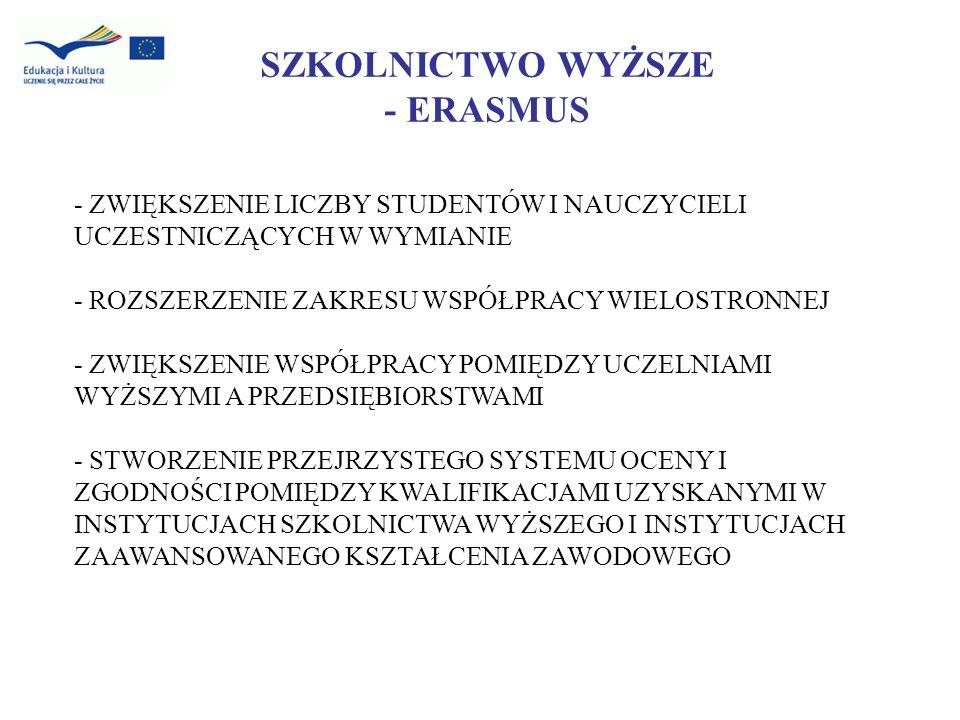 I PROGRAM ERASMUS MUNDUS I TEMPUS NA STRONACH INTERNETOWYCH Fundacja Rozwoju Systemu Edukacji www.frse.org.pl www.erasmusmundus.org.pl www.tempus.org.pl