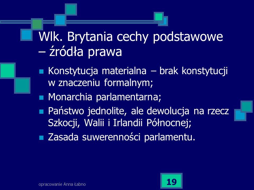 opracowanie Anna Łabno 19 Wlk.