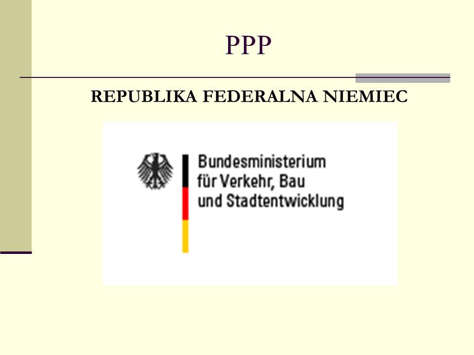 PPP REPUBLIKA FEDERALNA NIEMIEC