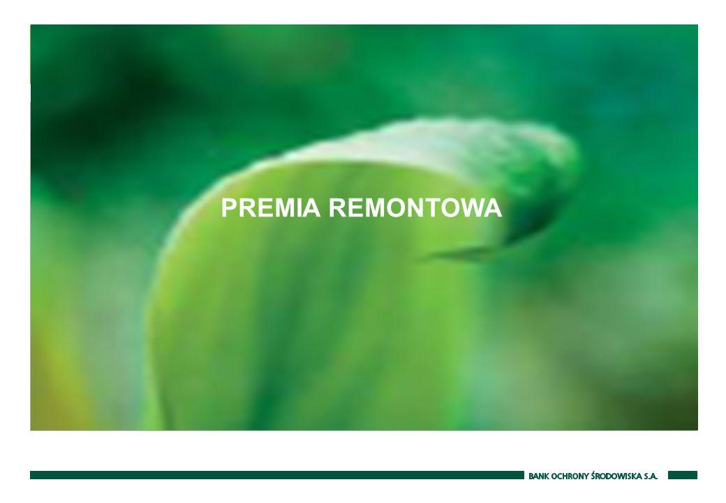 PREMIA REMONTOWA