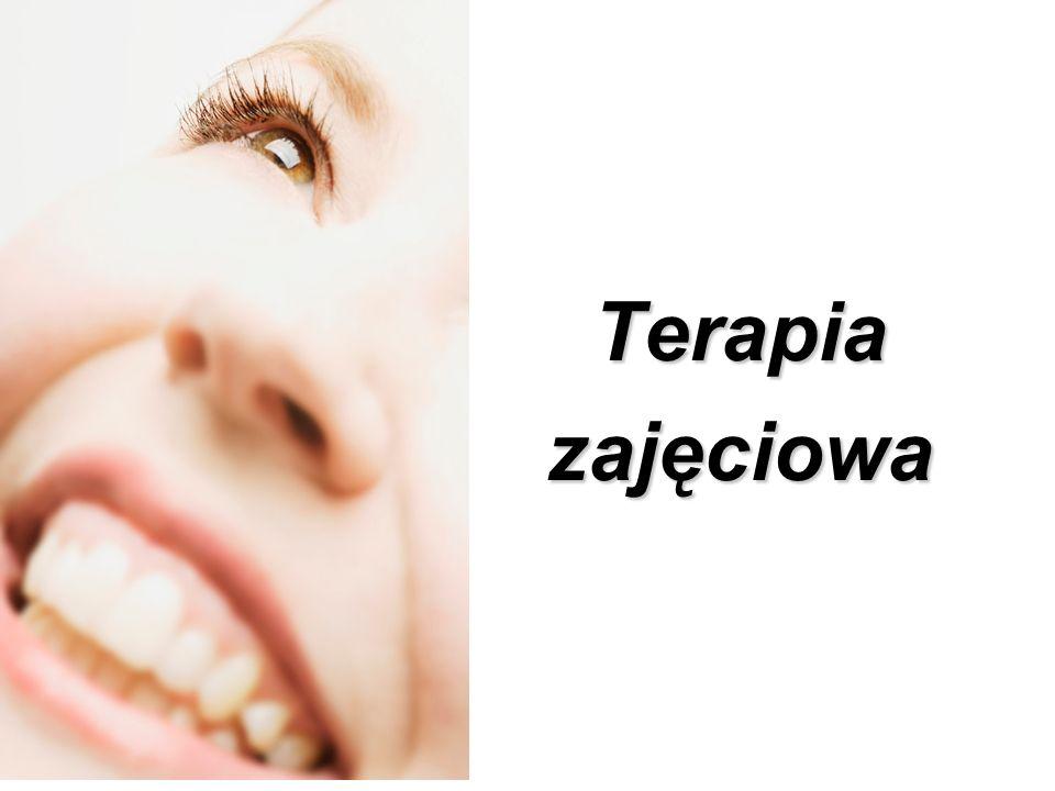 Plan prezentacji: Co to jest Terapia Zajęciowa Dla kogo jest przeznaczona Cele i obszary działalności Terapii Zajęciowej Miejsca pracy terapeuty zajęciowego Kształcenie TZ w Polsce Kształcenie TZ w Europie Projekt ENOTHE Cele studiów Kompetencje Portfolio Zakończenie