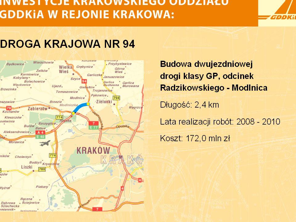Przebudowa ciągu drogowego ul.Grota-Roweckiego-ul.