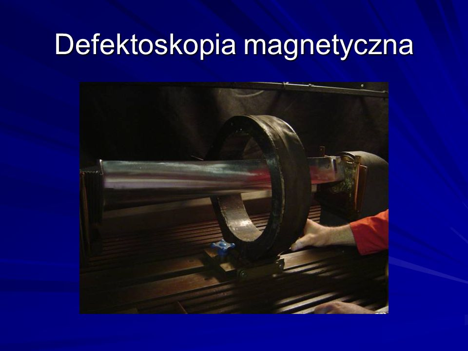 Defektoskopia magnetyczna
