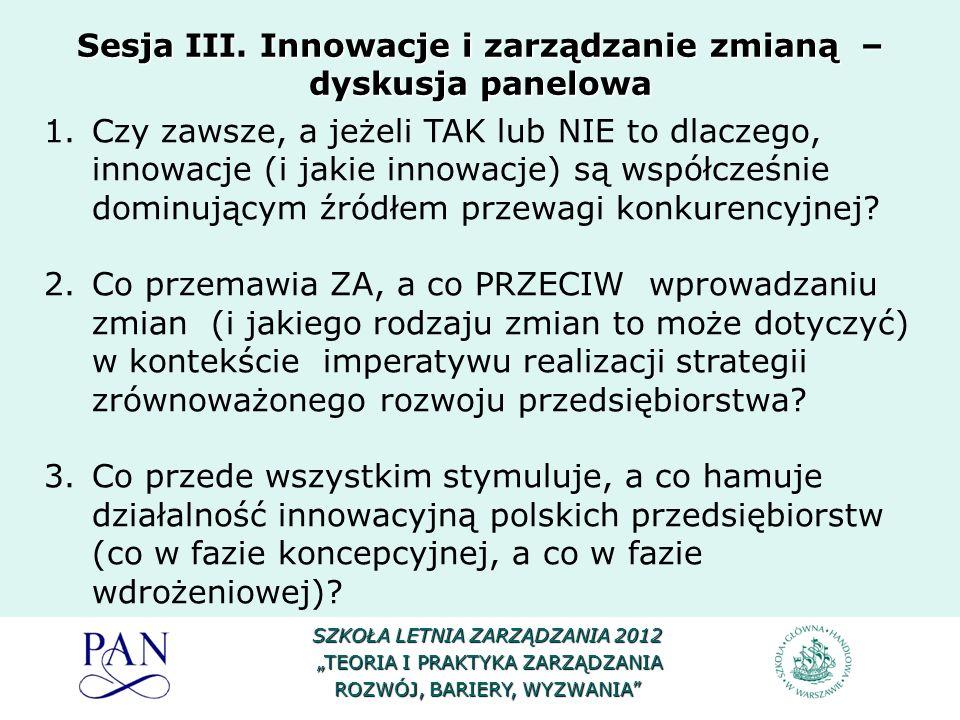 Przewodniczący: prof.dr hab.