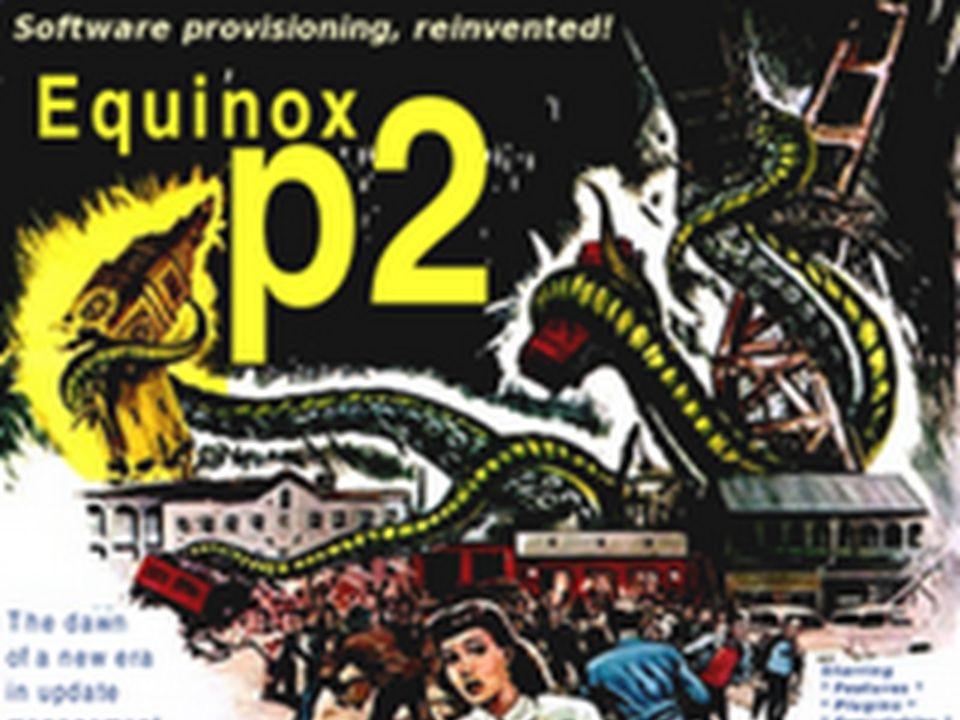 Co nowego w Ganymede © 2008 by Jacek Pospychala; made available under the EPL v1.0 Provisioning: P2 Katalog dropins/ Kompaktowy instalator