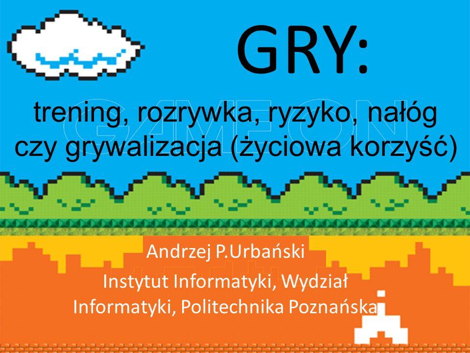 Zachęconych do programowania gier zapraszmy na Politechnikę http://youtu.be/y-DFUaa_ROA