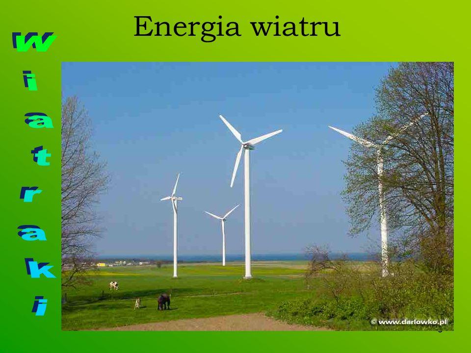 5 Energia wiatru
