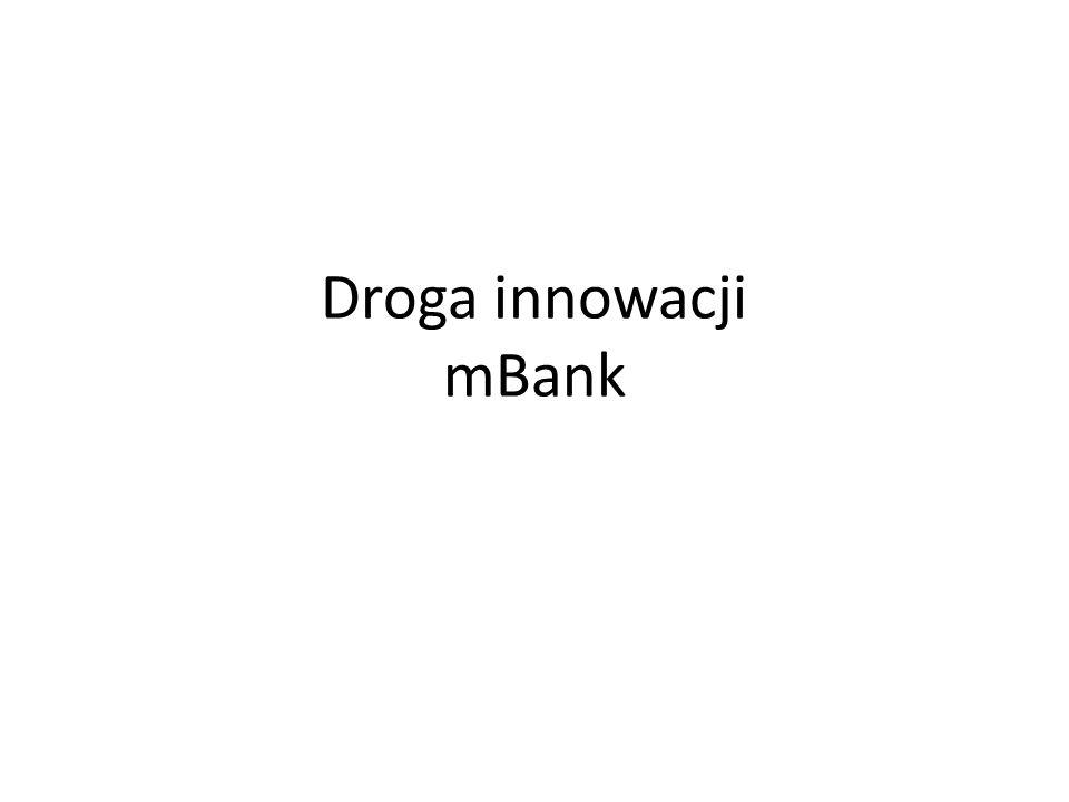 Droga innowacji mBank