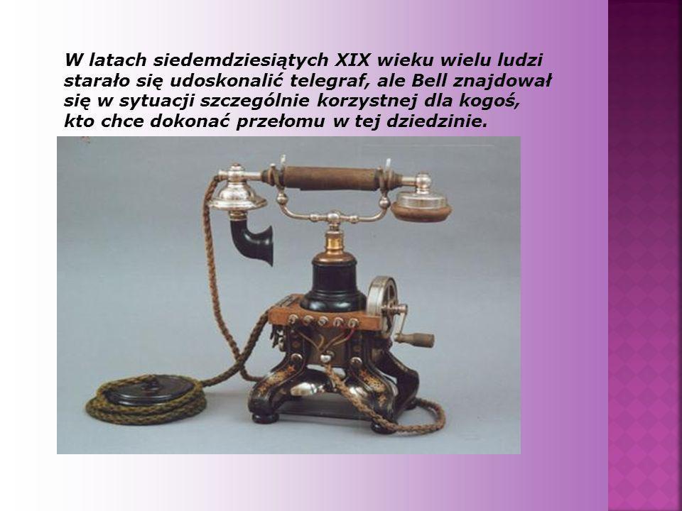 Telefon stacjonarny Telefon to urządzenie do przesyłania głosu na odległość między dwoma lub więcej urządzeniami nadawczo odbiorczymi.