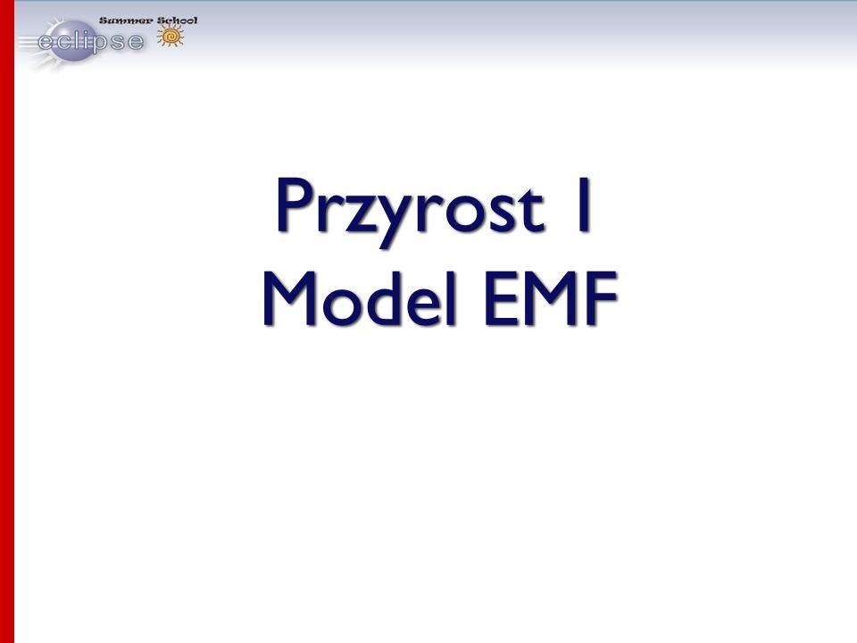 Przyrost 1 Model EMF