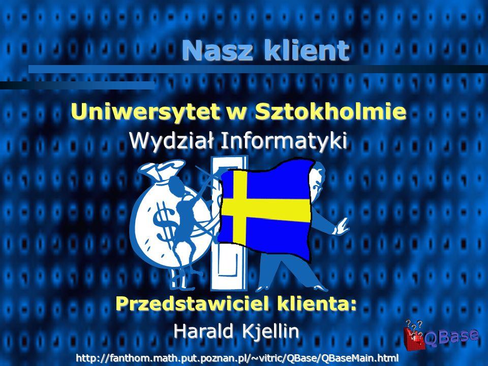 Promotor: dr. Tadeusz Pankowski Promotor: dr. Tadeusz Pankowski Opiekun MSE: prof.