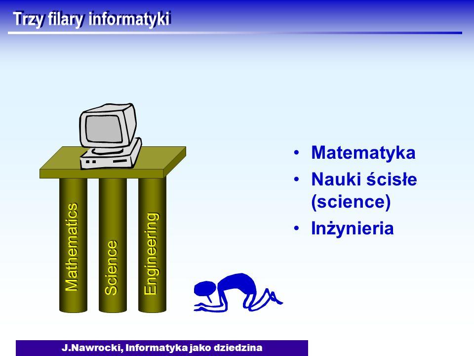 J.Nawrocki, Informatyka jako dziedzina Architektura i organizacja Pamięć wirtualna 9 Odczyt komórki o adresie 9