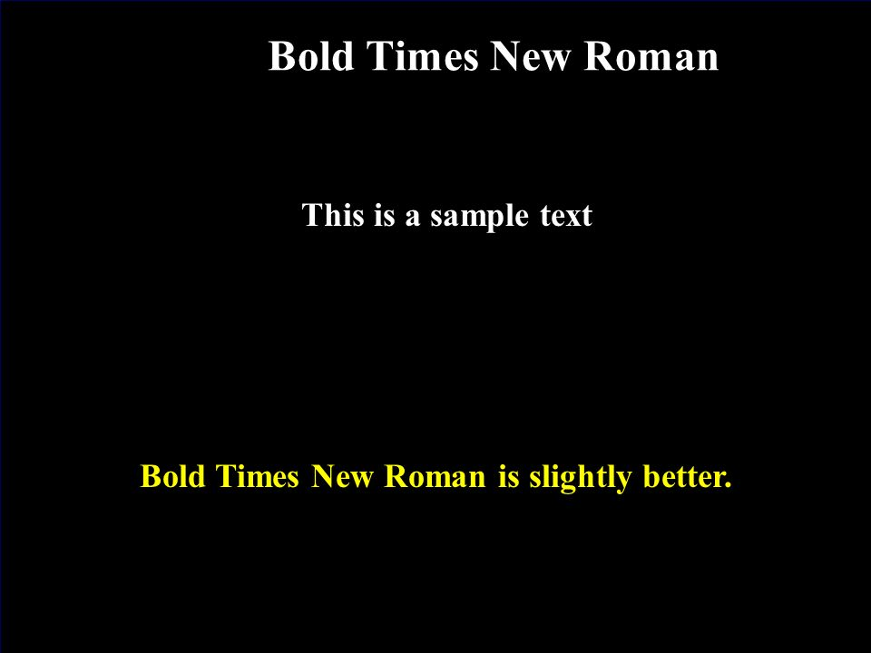 J. Nawrocki, Team building Bold Times New Roman This is a sample text Bold Times New Roman is slightly better.
