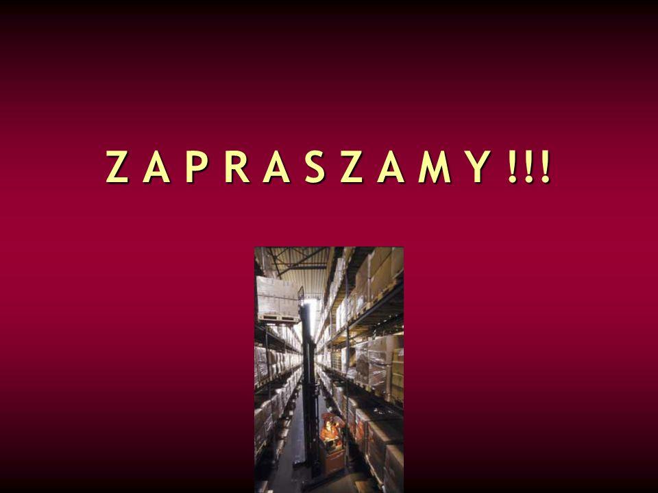 Z A P R A S Z A M Y !!!