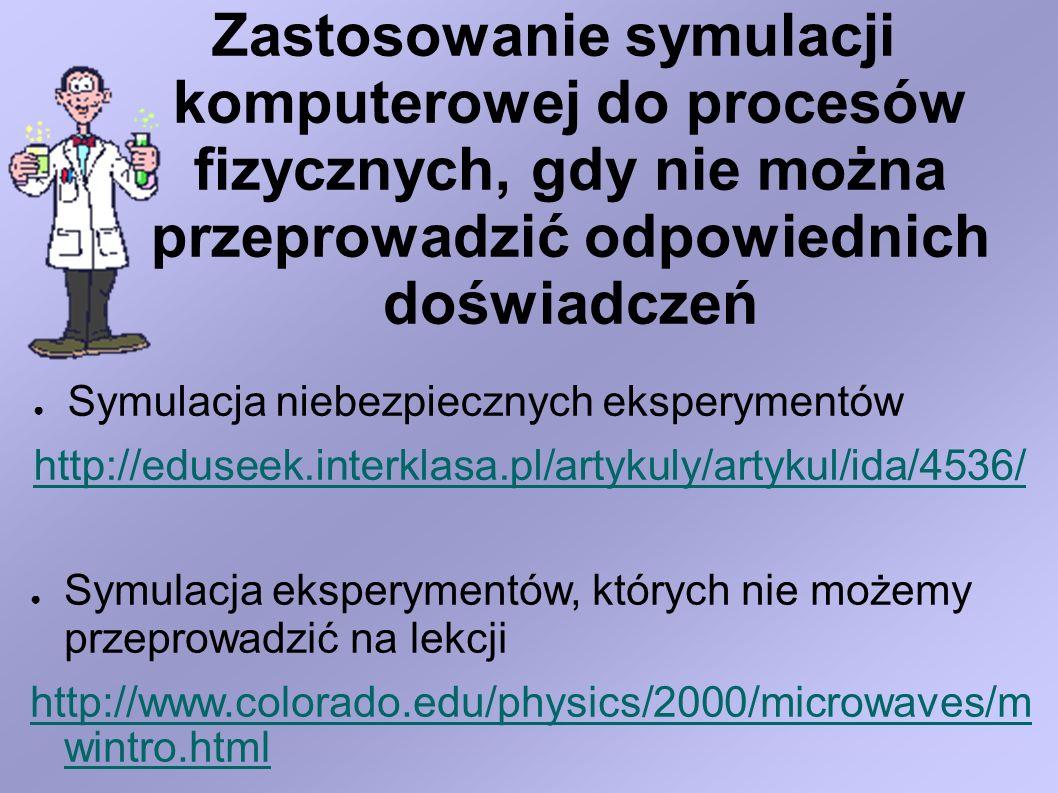 Interaktywne testy i quizy pozwalające na powtórzenie materiału poznawanego na lekcji Trzypoziomowa gra Kto to odkrył.