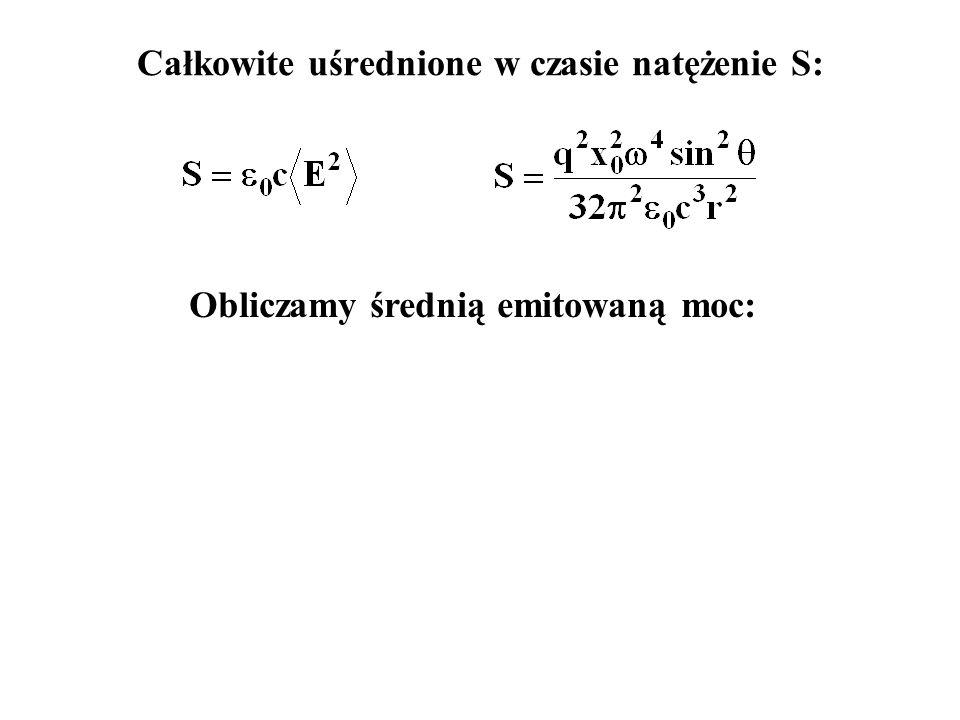 Stosunek energii całkowitej oscylatora do energii traconej na 1 radian fazy
