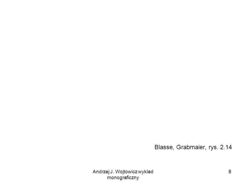 Andrzej J. Wojtowicz wyklad monograficzny 8 Blasse, Grabmaier, rys. 2.14