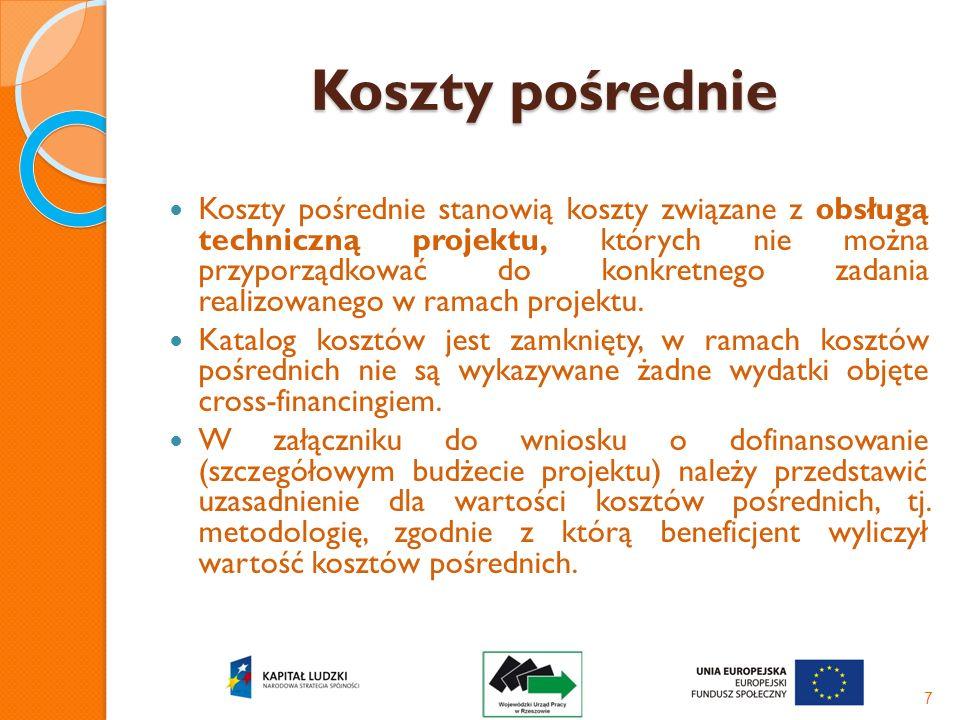 Dziękuję za uwagę Wojewódzki Urząd Pracy w Rzeszowie Wydział Koordynacji PO KL ul.