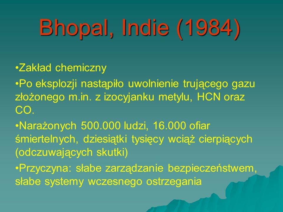 Piper Alpha 1988 r.Piper Alpha 1988 r. Platforma naftowa Wyciek gazowego kondensatu spowodował eksplozję oraz pożary oleju Efekt domina: rozerwanie ru