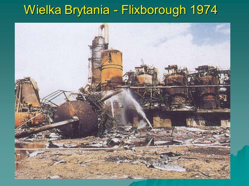 PARLAMENTU EUROPEJSKIEGO I RADY w sprawie kontroli niebezpieczeństwa poważnych awarii związanych z substancjami niebezpiecznymi: SEVESO I – 1982 r. (w