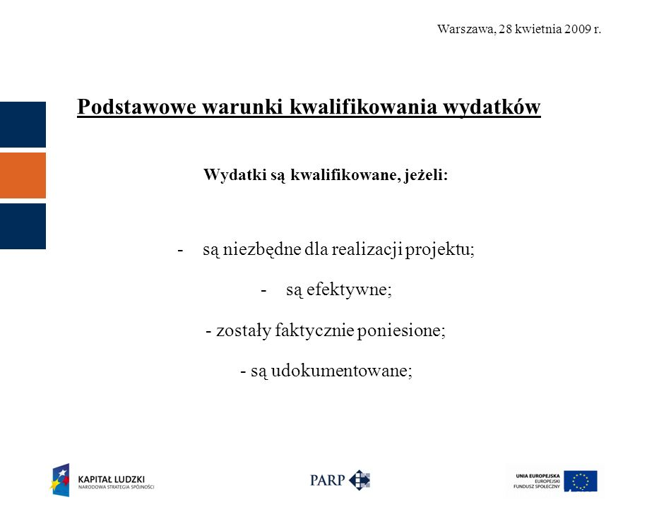 Warszawa, 28 kwietnia 2009 r. Dziękuję za uwagę.Polska Agencja Rozwoju Przedsiębiorczości ©44