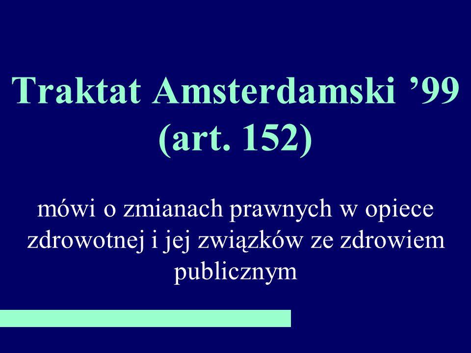 Traktat Amsterdamski 99 (art.