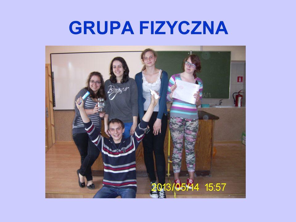 GRUPA FIZYCZNA