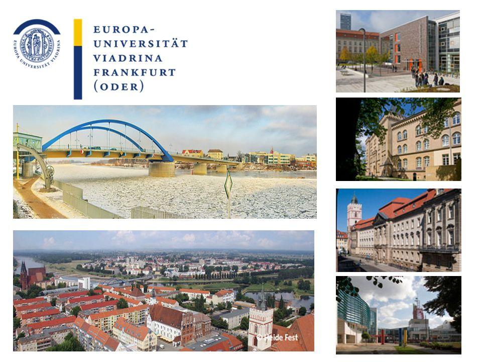 Ochrona europejskich dóbr kultury Ochrona europejskich dóbr kultury Schutz Europäischer Kulturgüter Instytut Geografii Społeczno- Ekonomicznej i Gospodarki Przestrzennej prowadzi w Collegium Polonicum w Słubicach studia licencjackie na kierunku gospodarki przestrzennej w zakresie rewitalizacji miast i obszarów wiejskich, i zaproponowana specjalność może stanowić dla absolwentów tego kierunku uzupełnienie ich dotychczasowych studiów na drugim poziomie kształcenia.