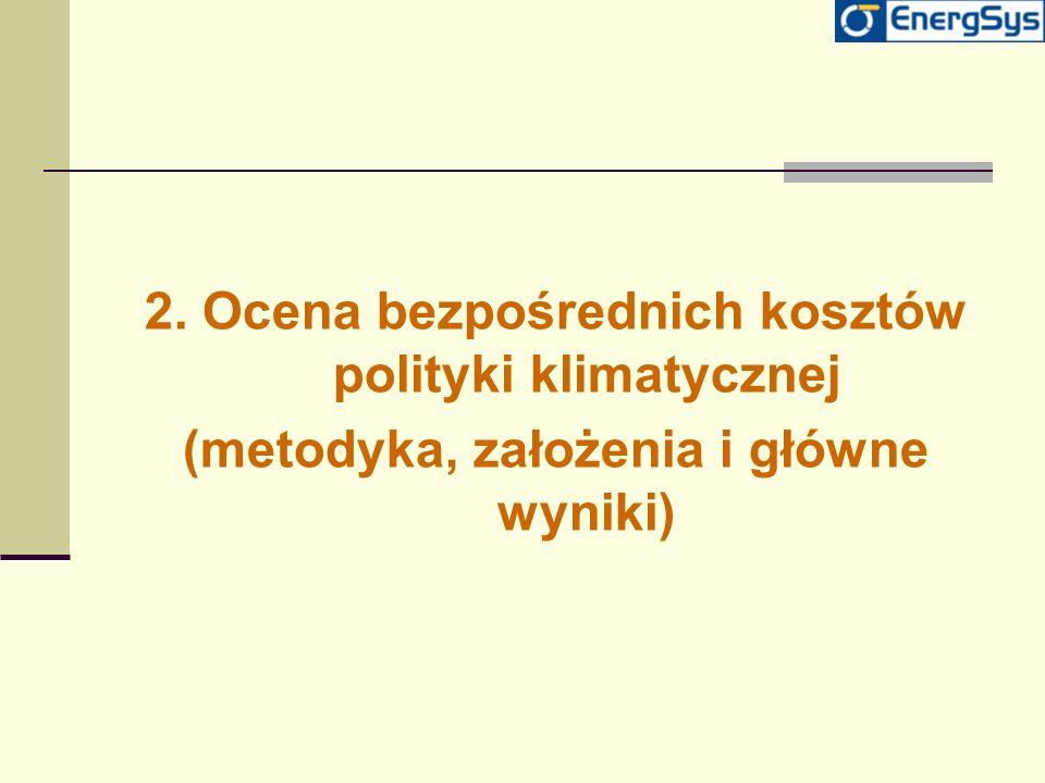 Struktura paliwowa produkcji energii elektrycznej Polityka Liberalna (zerowe ceny CO2) (Baza_Ref_Lib ) Polityka dekarbonizacji (Baza_Ref_Dek)