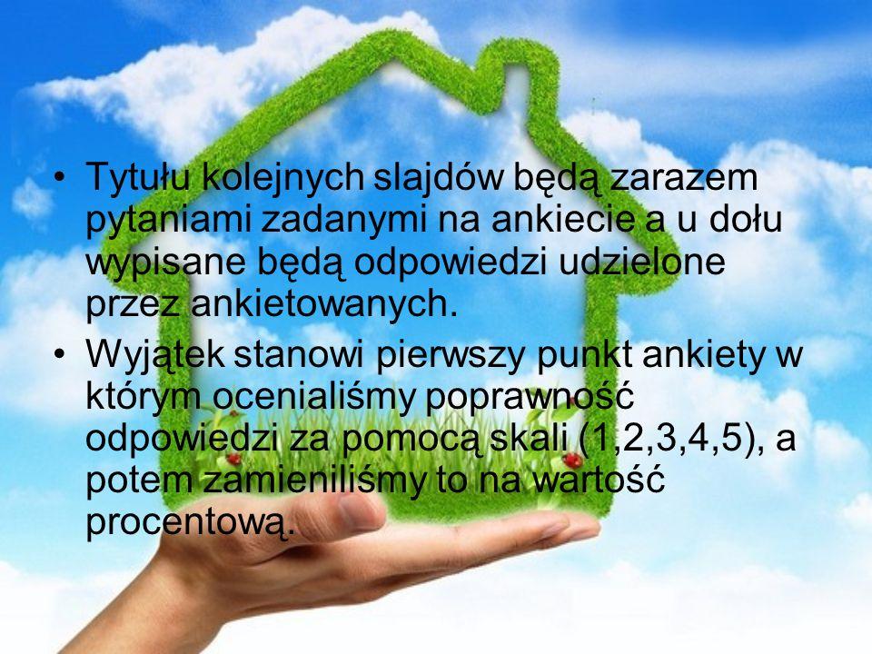 Co według ciebie znaczy ekologia, a co ekorozwój?