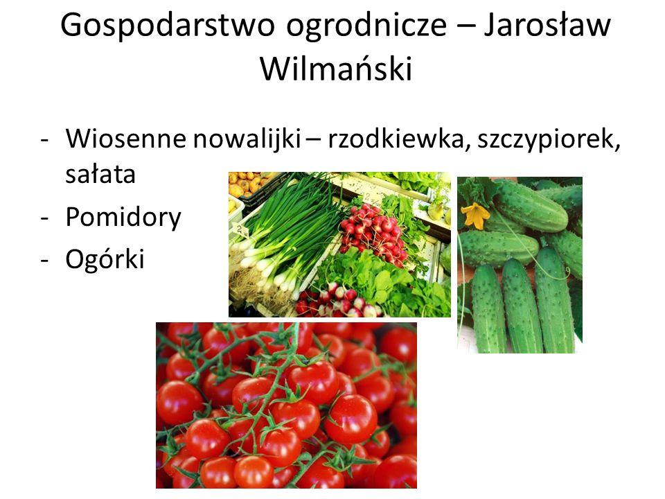 Nasze lokalne produkty Miasto Mirosławiec otacza wiele malowniczych wiosek, gdzie miejscowi rolnicy produkują zdrową żywność.