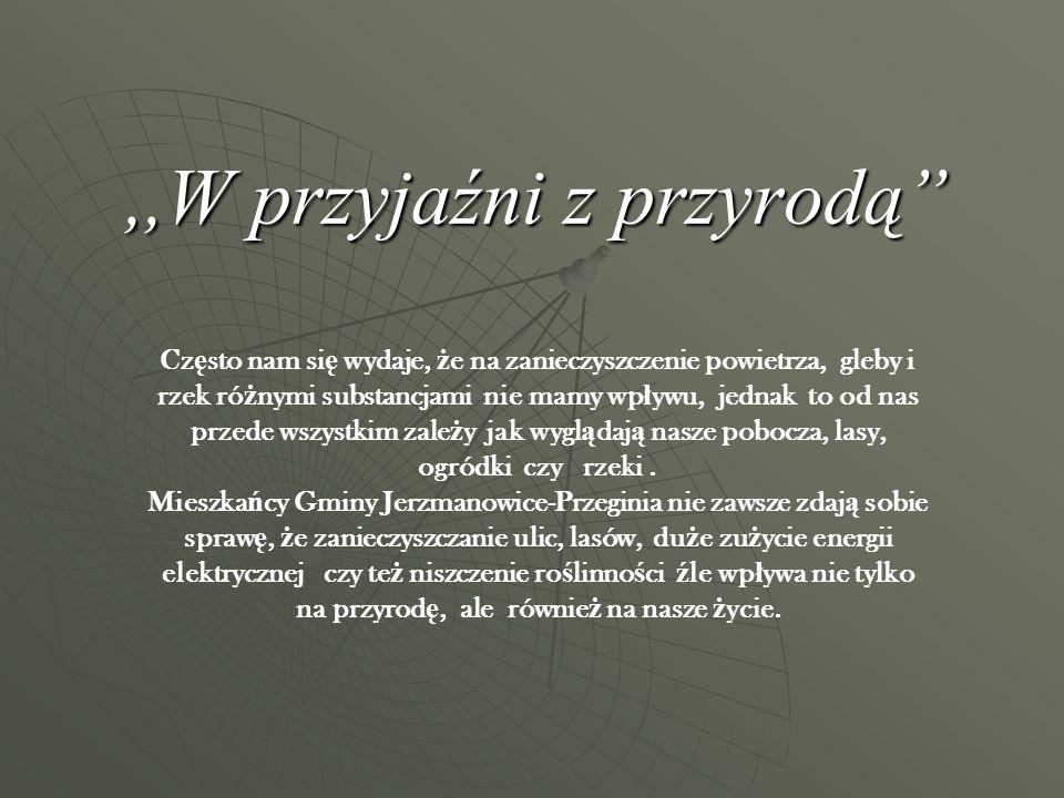 METAPLAN Ochrona ś rodowiska w Gminie Jerzmanowice-Przeginia