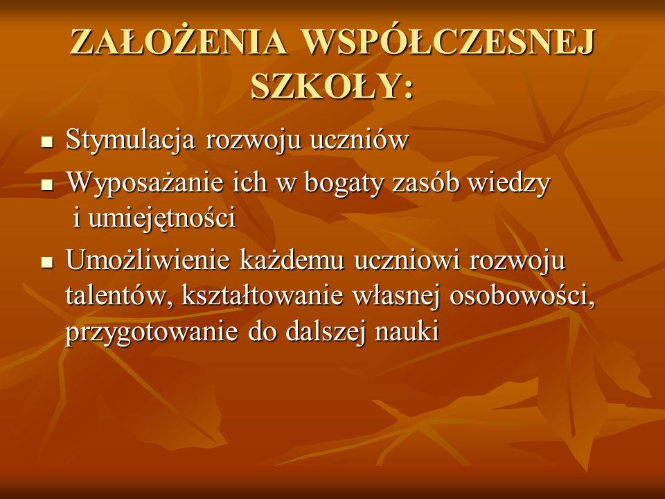 PROCEDURY IDENTYFIKACJI I KWALIFIKOWANIA UCZNIÓW ZDOLNYCH 1.