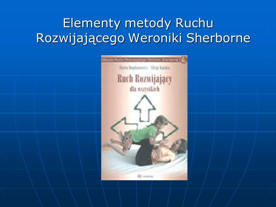 Elementy metody Ruchu Rozwijającego Weroniki Sherborne