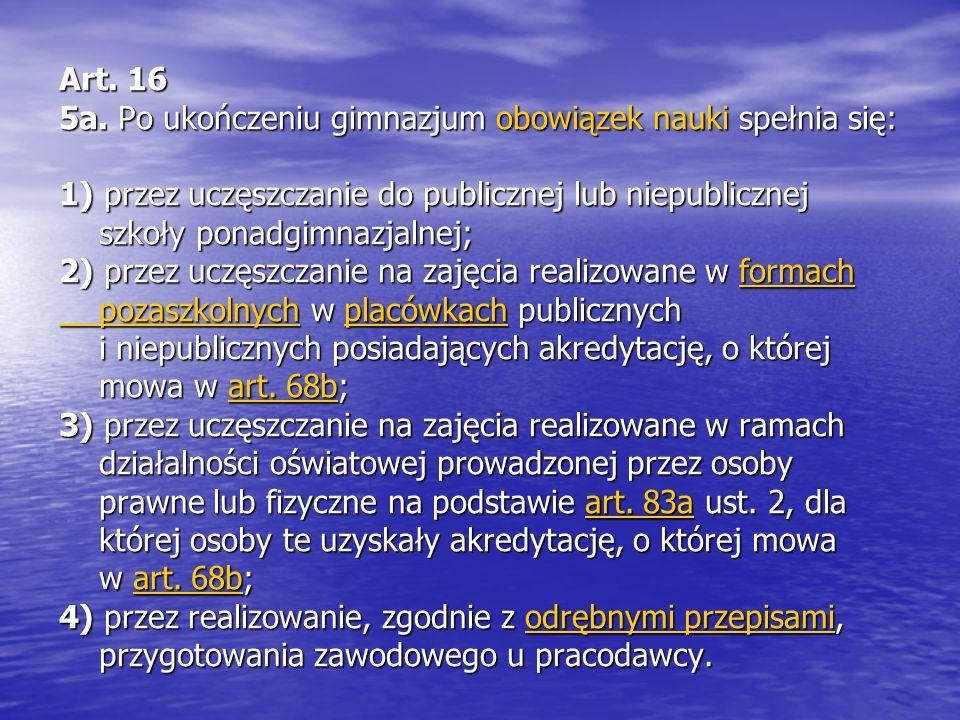 7.Za spełnianie obowiązku, o którym mowa w art. 14 ust.
