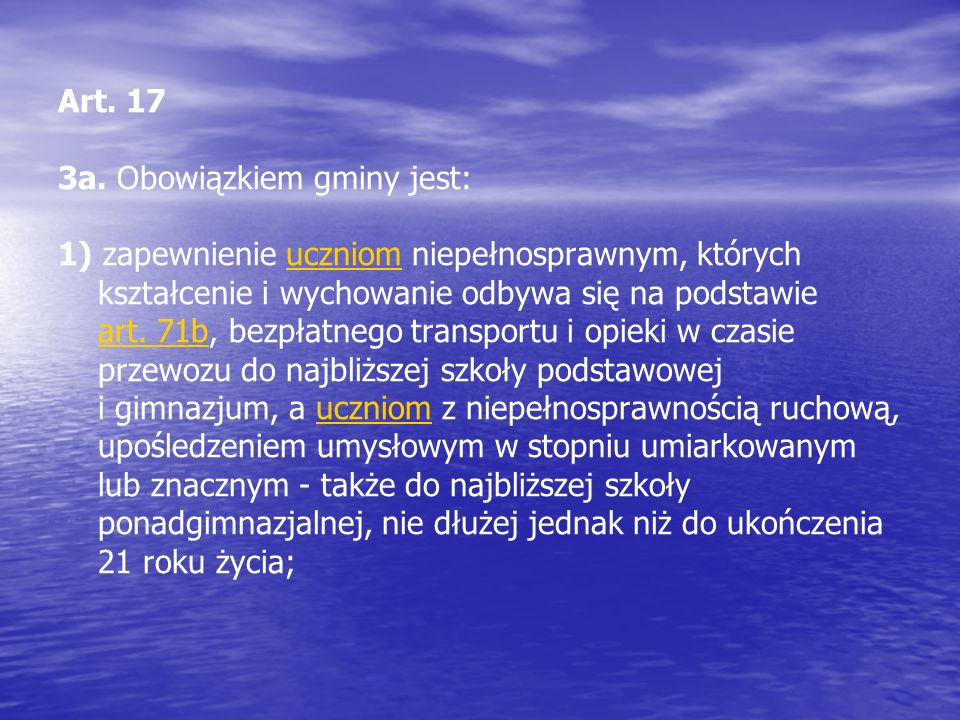 Art. 17 3a.