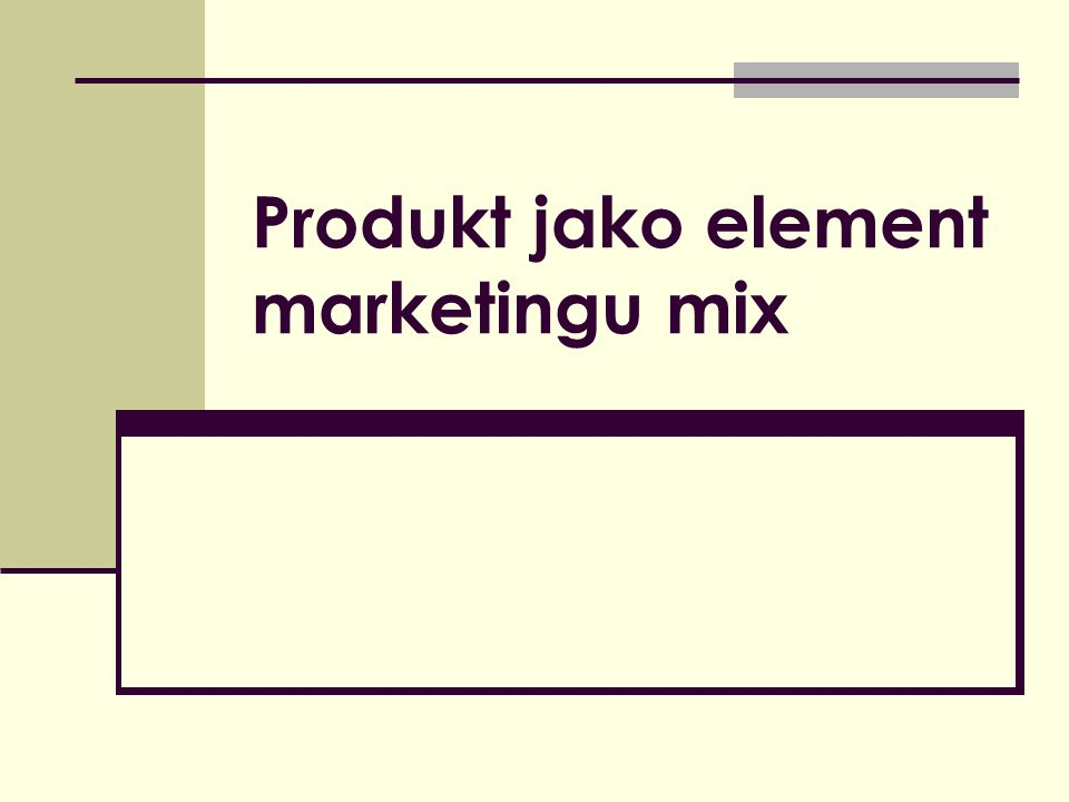 P romocja Działanie mające na celu pobudzenie skłonności do zakupu za pomocą procesu komunikowania się z nabywcami Sztuka pozyskiwania nabywców Komunikowanie się z konsumentem