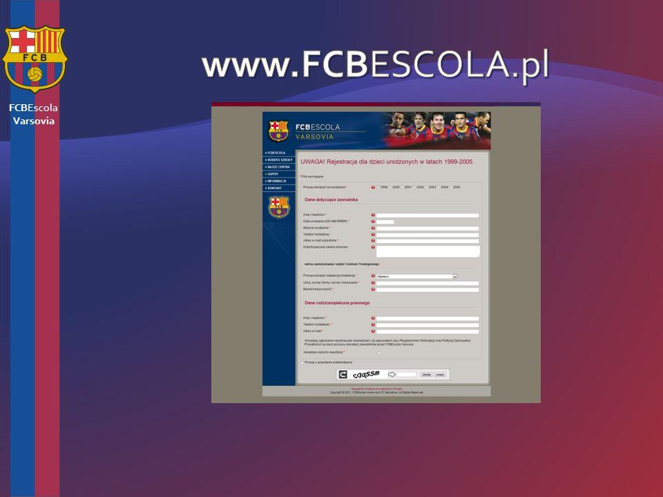 FCBEscola Varsovia