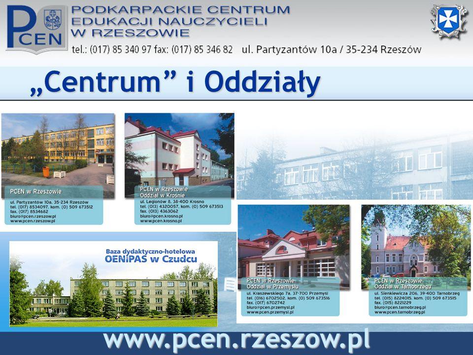 Centrum i Oddziały www.pcen.rzeszow.pl