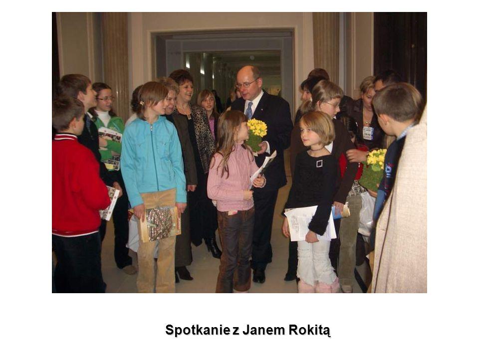 Spotkanie z Janem Rokitą